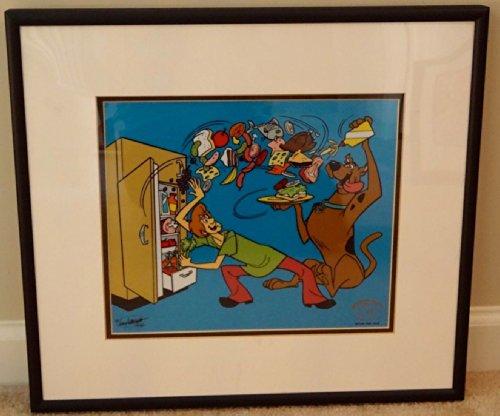 Hanna Barbera Scooby Doo CEL sericel