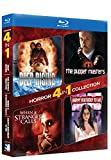 Blu-ray Horror 4-pack - DEEP RISING/PUPPET MASTERS & WHEN A STRANGER CALLS/HAPPY BIRTHDAY TO ME