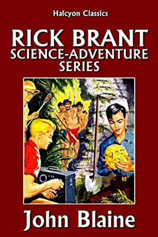 book cover of The Rick Brant Science-Adventure Series