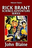 The Rick Brant Science-Adventure Series (Halcyon Classics)