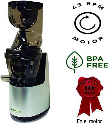 Juissen último modelo extractor zumo verde - Libre PVC - BPA FREE ...