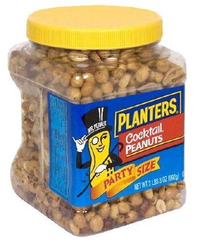 Planters Cocktail Peanuts - 35 oz by Planters