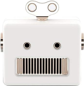 Mini Cute Wreless Speaker Portable Bluetooth Speaker,White