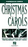 Christmas Carols Paperback Songs (The Paperback Songs (Tm).)