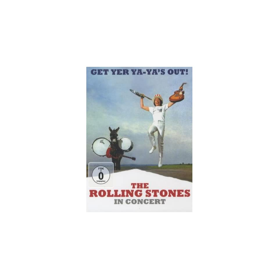 Get Yer Ya Ya's Out The Rolling Stones In Concert [40th Anniversary Deluxe Box Set] [3 CDs + 1 DVD] Music