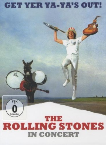 Get Yer Ya-Ya's Out! The Rolling Stones In Concert [40th Anniversary Deluxe Box Set] [3 CDs + 1 DVD]