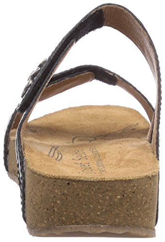 Josef Seibel Tonga 04 Sandalo Donna Nero (950 600 Nero)