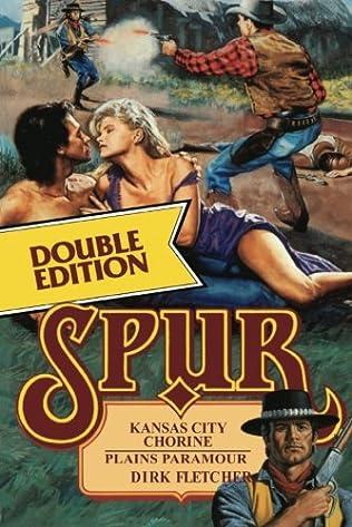 book cover of Kansas City Chorine / Plains Paramour