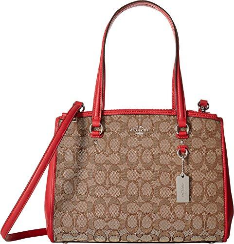Coach Red Handbag - 5