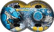 Emsco Group 52149 Gemini Dual-Rider Inflatable Snowtube
