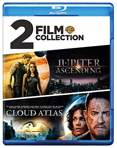 Jupiter Ascending/Cloud Atlas (DBFE) (BD) [Blu-ray]