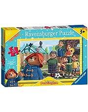 Ravensburger The Adventures of Paddington – 35-bitars pussel för barn i åldern 3 år och uppåt