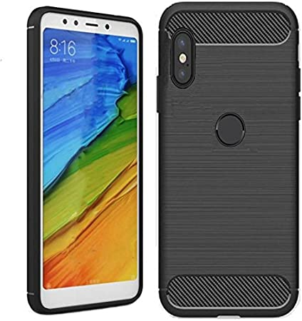 50dc02901fa LOFAD CASE Back Cover for Xiaomi Redmi Note 5 Pro  Amazon.in  Electronics