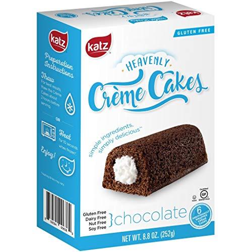 Chocolate Crème Cakes - Box