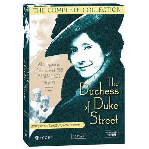 (The Duchess of Duke Street Complete Collection DVD | Box Set)