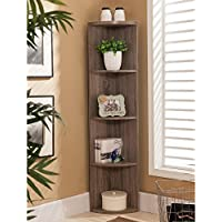 K&B Furniture Decorative Bookcase