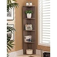 K&B Furniture Decorative Bookcase