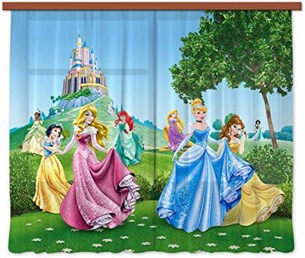 AG Design FCSXL 4319 Tende-Stampa Foto 3D, Tessuto, Multicolore, 180 x 160