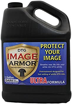 Amazon.com: Image Armor Ultra Pretreatment For All DTG ...