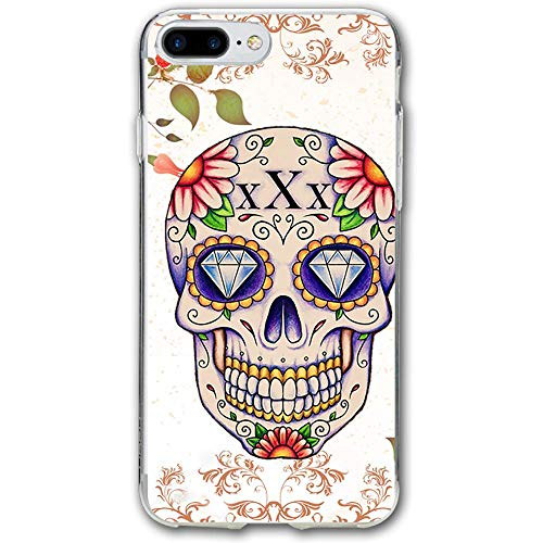 Stock Photo Floral Resistant Cover Case Compatible iPhone 7 Plus iPhone 6 Plus -