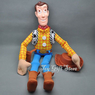 New Toy Story 3 Doll Toy WOODY 16