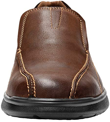 Pictures of JOUSEN Men's Loafers Leather Casual Slip On Shoes varies 7