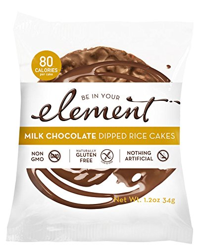 Element Milk Chocolate Rice Cakes