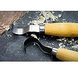 Morakniv Hook Knife Wood Carving Bundle with Models