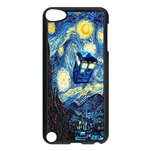 Top Quality DIY Hard Back Cover Case for Ipod Touch 5 - Doctor Who Phone Case JZQ-905194