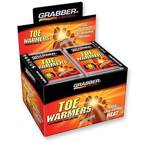 Grabber Toe Warmers, 40 paar