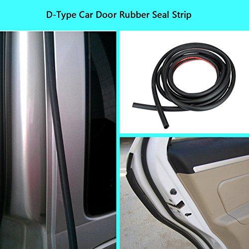& D Type Car Door Edge Trim Seal Strip Interior: Amazon.co.uk: Electronics