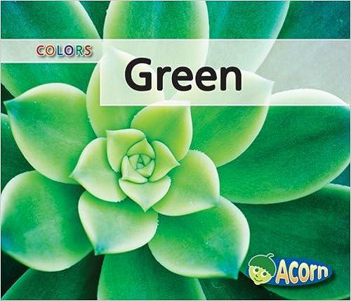 Libros para descargar a ipad.Green (Colors) by Nancy Harris (Spanish Edition) PDF iBook