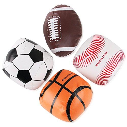 Soft Stuffed Football - 5