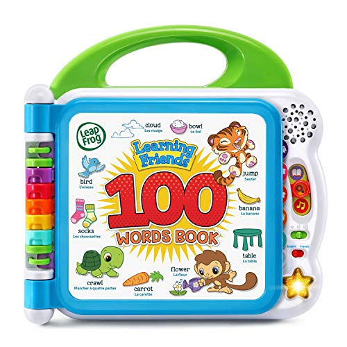 LeapFrog Learning Friends 100 Words Book, Green by LeapFrog