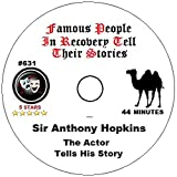 Alcoholics Anonymous AA 12 Step Speaker CD - Sir Anthony Hopkins