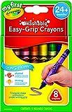 Crayola 8 My First™ Washable Triangular Crayons