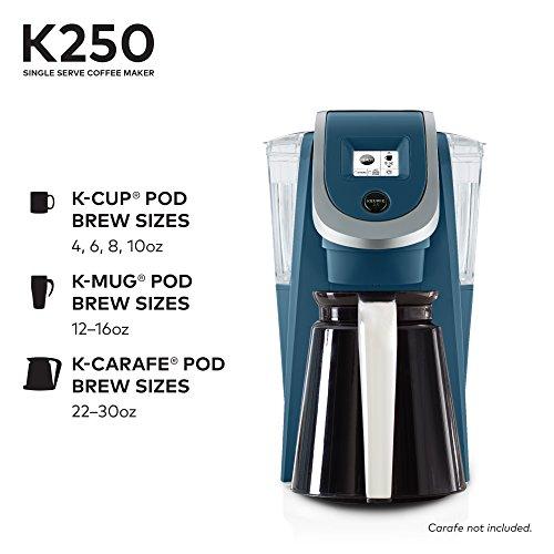 Keurig Single Serve Programmable K Cup Pod Coffee Maker