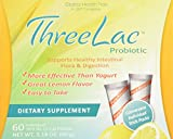 Threelac Original Natural Probiotic Candida Relief Formula 3Lac 60 servings For Sale
