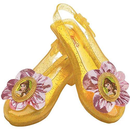 [Belle Sparkle Shoes Costume Accessory] (Sparkle Belle Shoes)