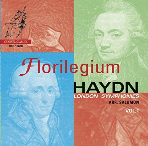 (Haydn: London Symphonies (arr. Salomon) Vol.1)