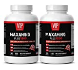 Endurance and energy – MAXAMINO PLUS 1200 – Endurance booster – 2 Bottles 360 Tablets Review