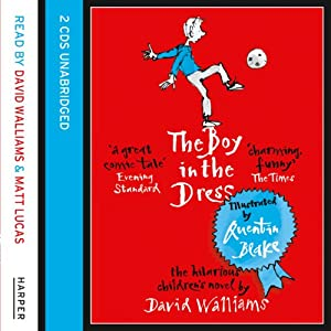 The Boy in the Dress Audiobook