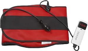 HHYGR Portable Slimming Massage Belt Sauna Belt Vibration Massage Far Infrared Heating Automatic Timing for Women & Men
