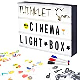 Best unknown Friends Gifts Signs - Cinema A4 Light Box Sign with 271 Letters Review