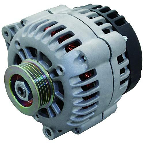 New Alternator For 1999-2002 Chevrolet Cavalier & Pontiac Sunfire 2.2L 10464410 10464431 10480321 10480361 19244787 321-1754 321-1791 334-2450 - 2.2l Alternator