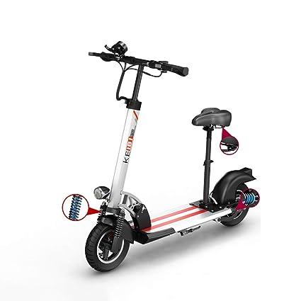 Bicicleta eléctrica Vespa Elegante de la batería de Litio Coche Plegable de la batería de múltiples