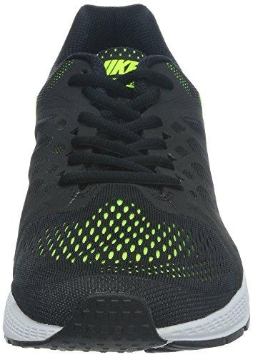 Nike Air Zoom Pegasus 31 Herren Sportschuhe Mehrfarbig (BLACK/VOLT)