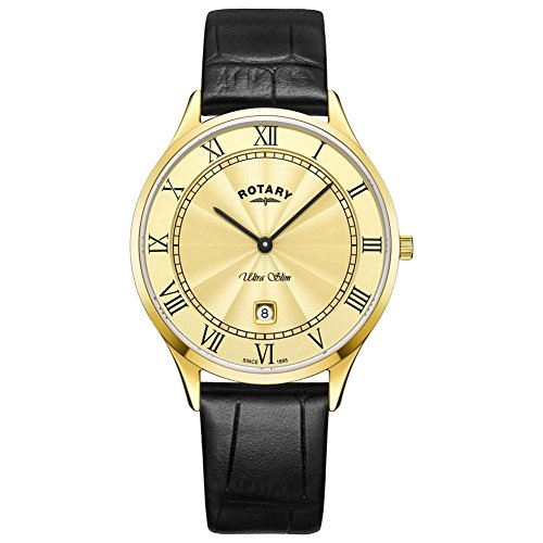 Rotary GS08303-03 Mens Ultra Slim Watch