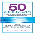 50 Self-Help Classics Audiobook by Tom Butler-Bowdon Narrated by Jack Garrett