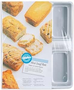 Wilton Aluminum Mini Loaf Pan